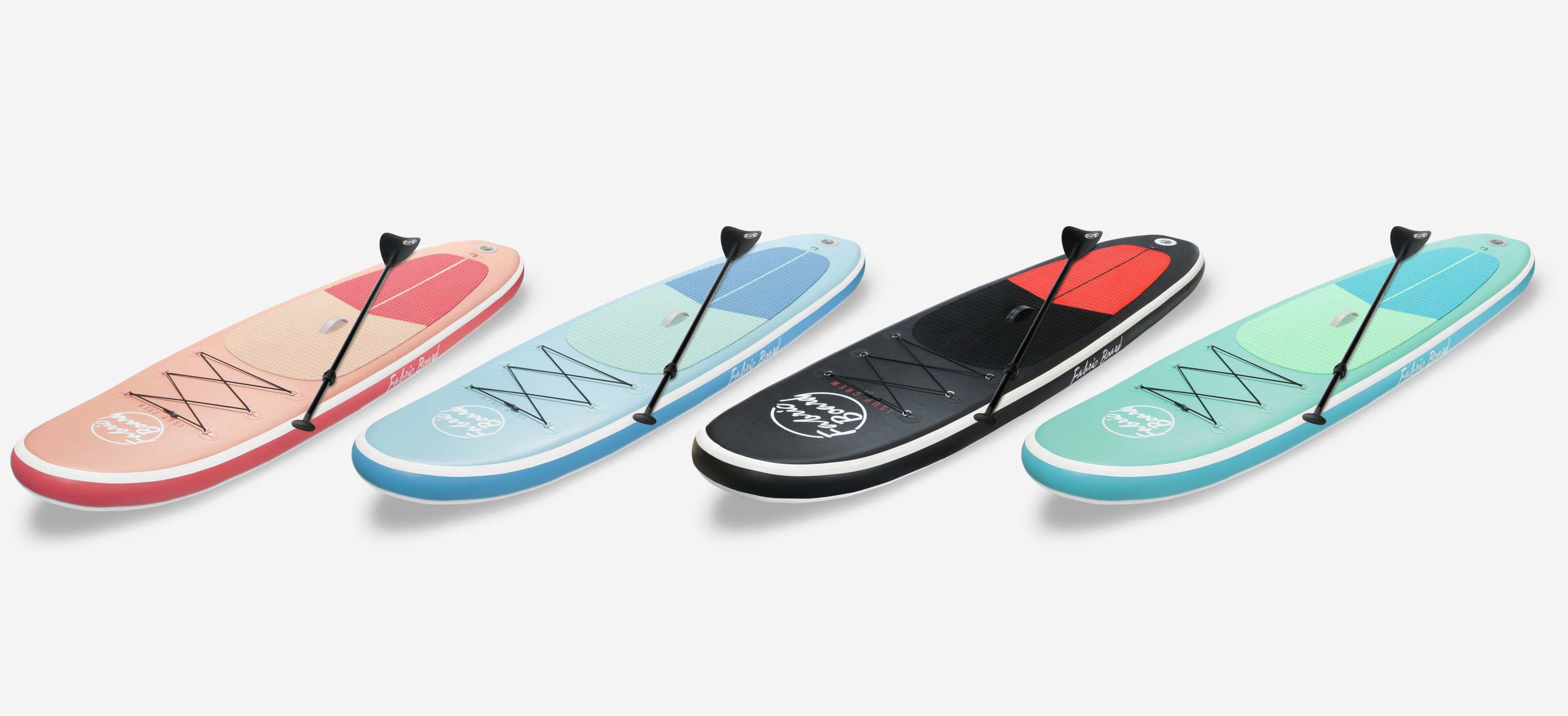 Paddle Surf FabricBoard en varios colores