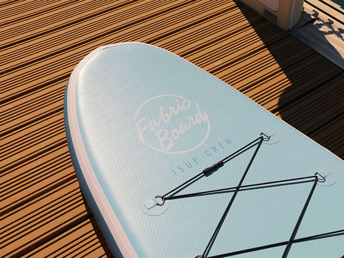 Paddle Surf board with MSL Fusion technology