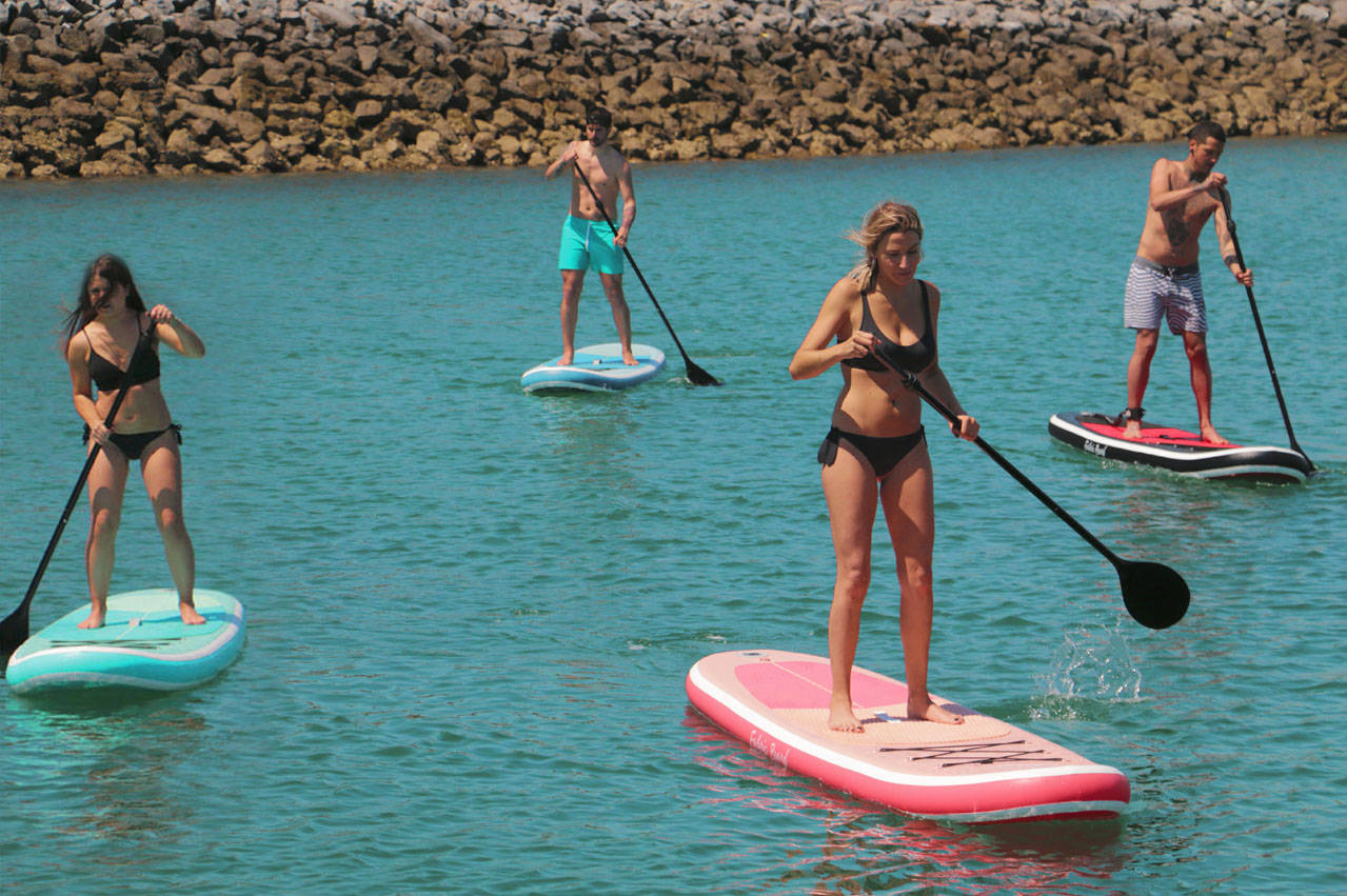 Boutique Paddle Surfboards